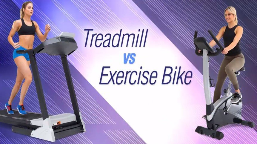 Why Recumbent Exercise Bike is Best Over Treadmill