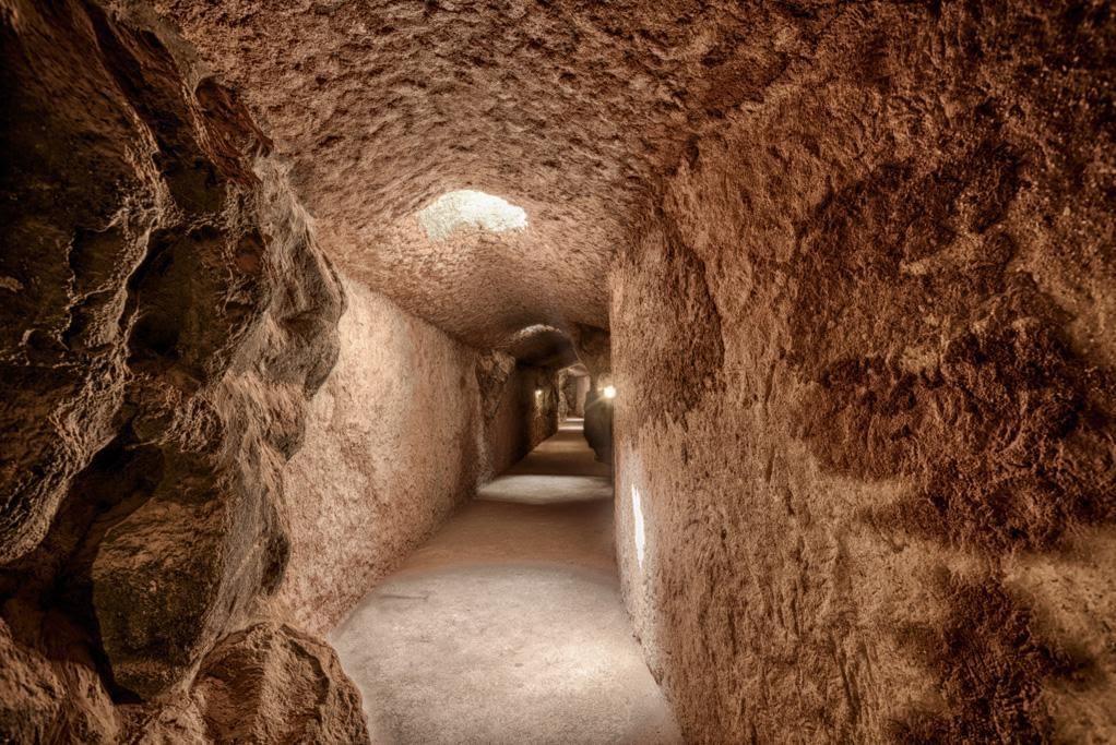 Guhantara Resort: Amenities in The Monolithic Underground Cave Resort!