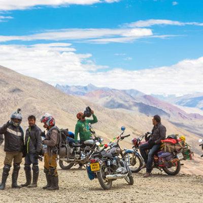 All about Ladakh Bike Trip