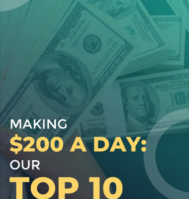 How to Make $200 in One Day (TOP Best Ideas for 2021)