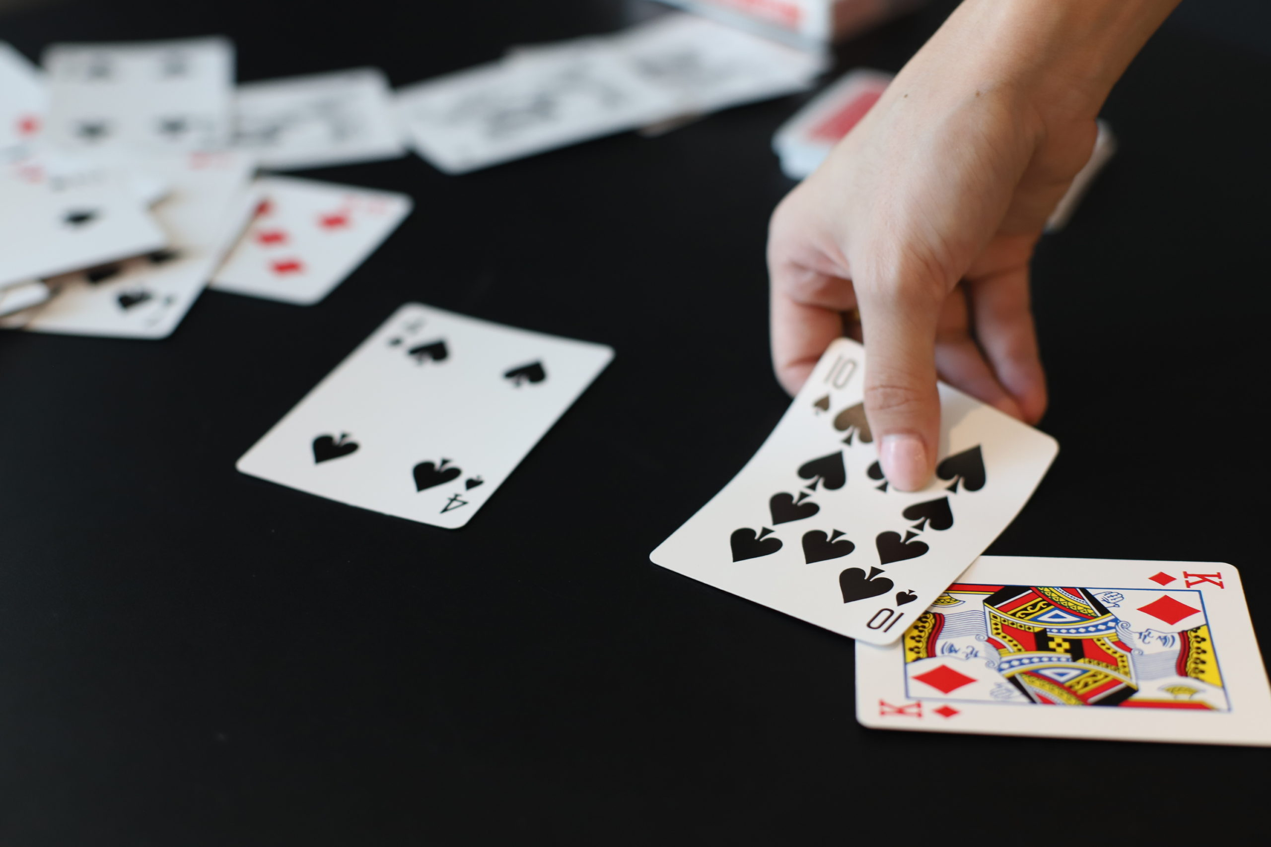 A Playing One of the Most mazing and Best Casino Card Games