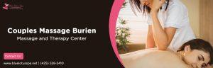 Couples Massage Burien