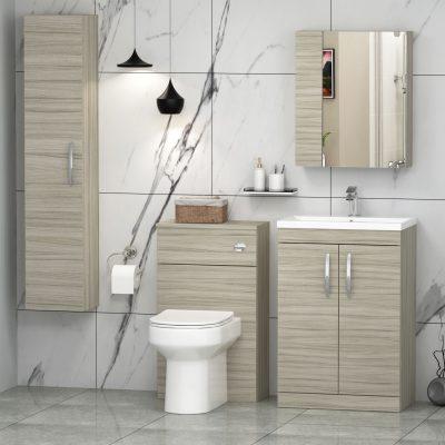 wall mounted bathroom cabinet