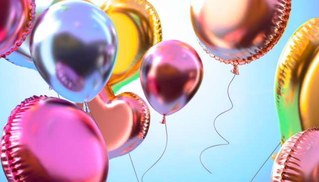 congratulations balloon delivery